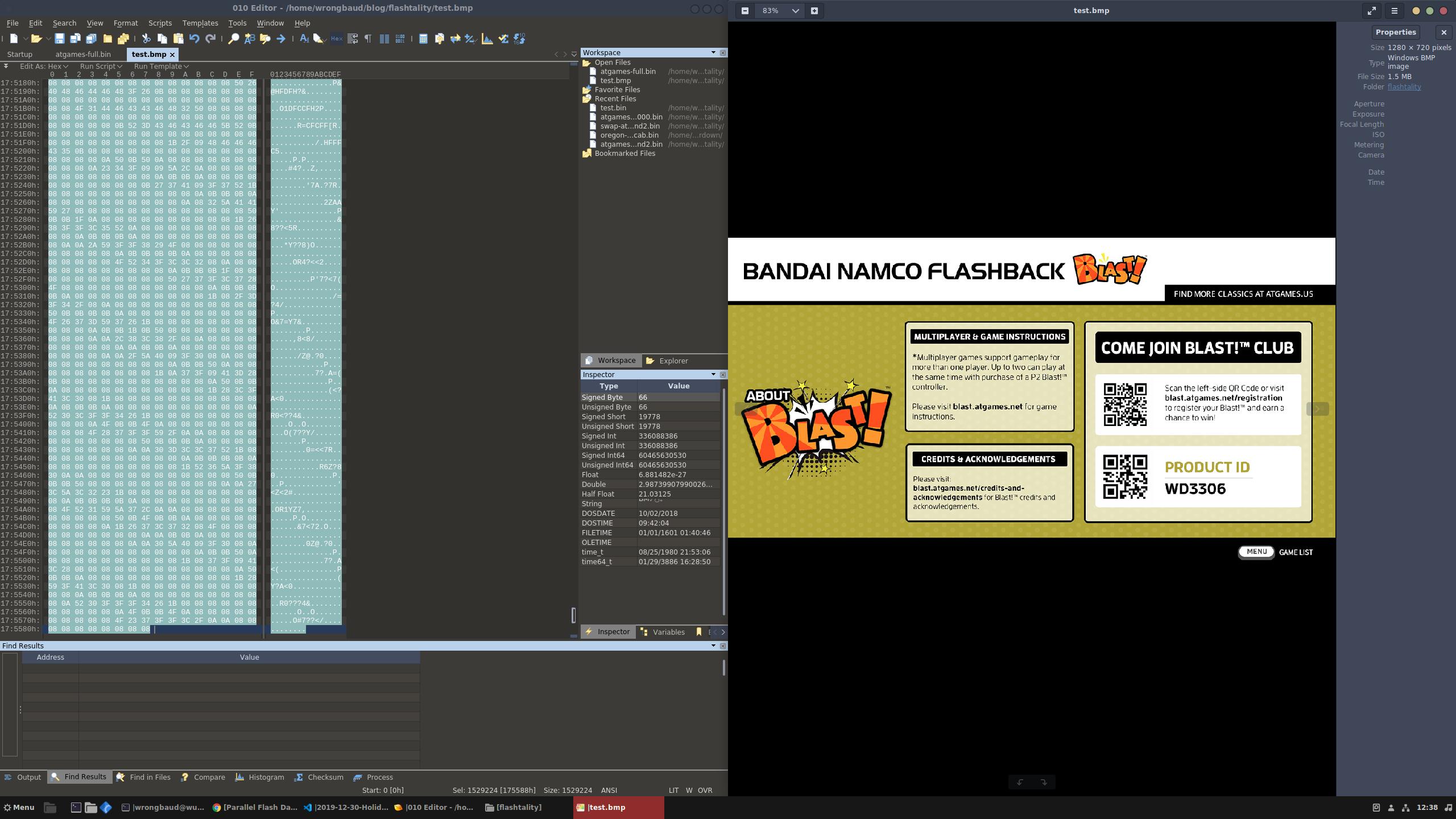 Namco Flashback 1